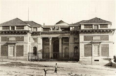 Arquitectura y Ciudad. Los Museos del Eje del Prado