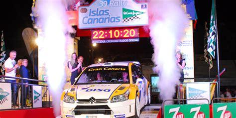 Arrancó el Rally Islas Canarias 2015 · A Todo Motor ...