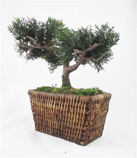 Arranjo Bonsai - Rattan Mini Árvores Artificial Plantas ...