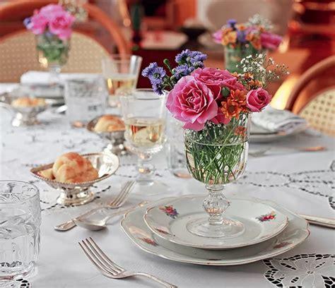 Arranjo de Flores Para Mesa de Jantar   Saiba Como Decorar!