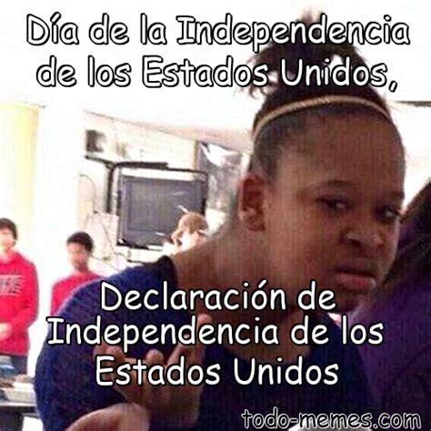 ArrayMeme de Día de la Independencia de los Estados Unidos ...