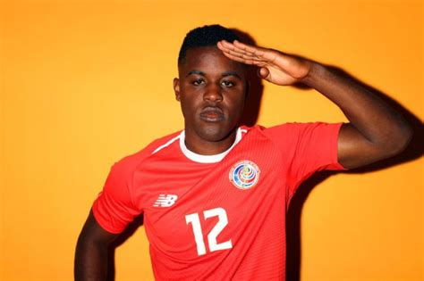 Arsenal forget Joel Campbell still plays for the club as ...