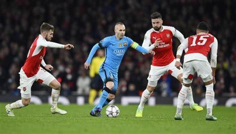 Arsenal: Iniesta, el futbolista total | EL MUNDO