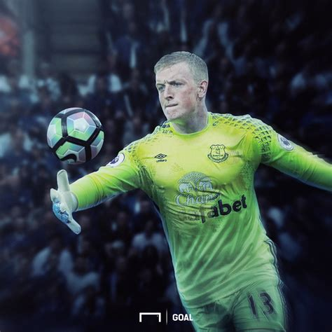Arsenal may regret not signing £30m Pickford as Everton ...