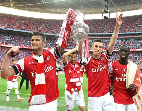 Arsenal | Premier League clubs ranked by major trophies ...