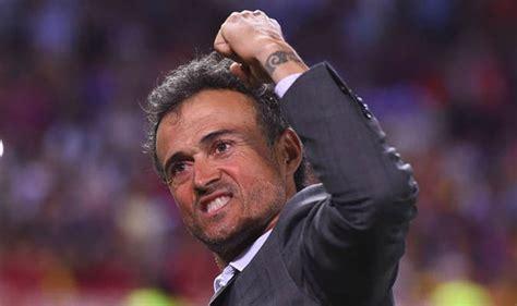 Arsenal target Luis Enrique edges towards Chelsea job ...