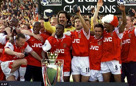 Arsenal vs Manchester United used to be a game to decide ...