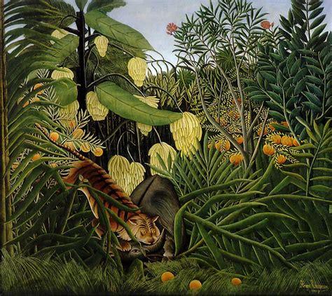 Art History News: Henri Rousseau