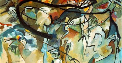 Art of the Day: Wassily Kandinsky, Composition V