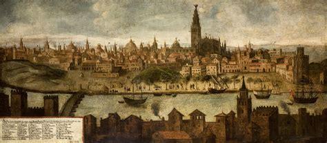 Arte a las ocho: Vistas de la ciudad de Sevilla  III