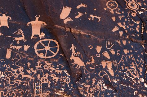 Arte rupestre (parietal) | Qué es y característcas