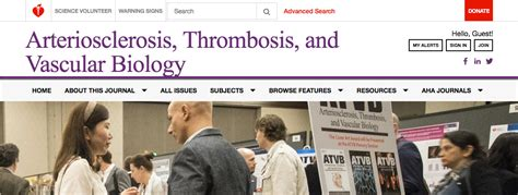 Arteriosclerosis, Thrombosis and Vascular Biology - Seh ...
