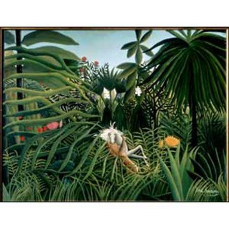 Artes do A'Uwe: Obras de Henri Rousseau