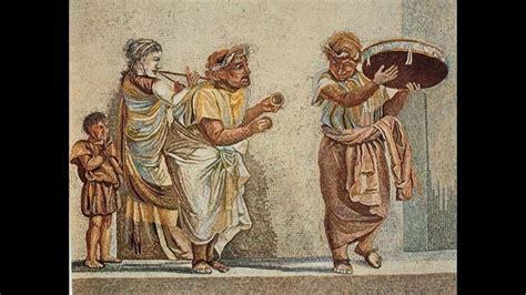 ARTES Y OFICIOS DE LA ANTIGUA ROMA - YouTube