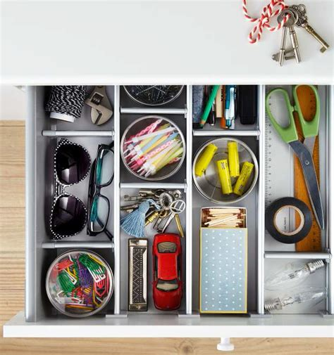 Artículos de almacenaje en Ikea