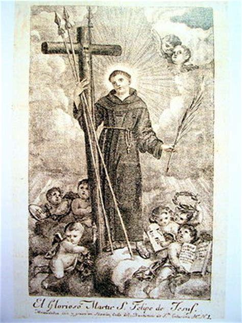 ARTICULOS RELIGIOSOS.: San Felipe de Jesús