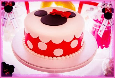 Artísticas Ideas para Decorar Fiestas Infantiles de Minnie ...