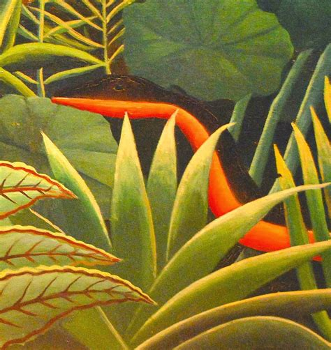 ARTS&FOOD®™: Closely looking at Henri Rousseau's