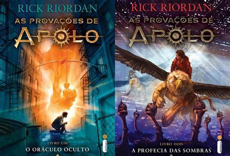 As Provações De Apolo : Livros 1 E 2 O Oráculo E A ...