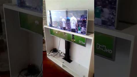 Ascensor tipo mueble para tv de 55  CASAMECANICA   YouTube