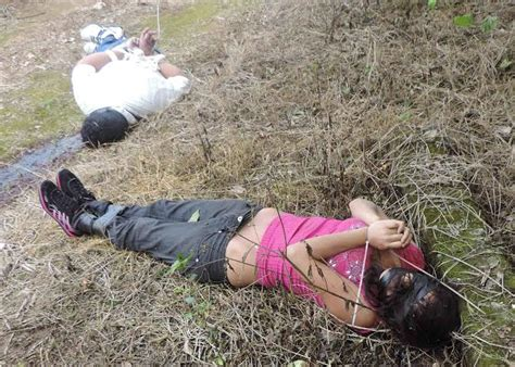 Asesinan a pareja levantada en Martinez de la Torre ...