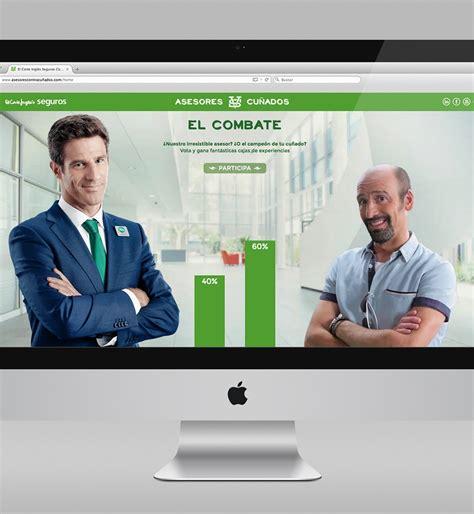 Asesores vs cuñados , de El Corte Inglés Seguros ...