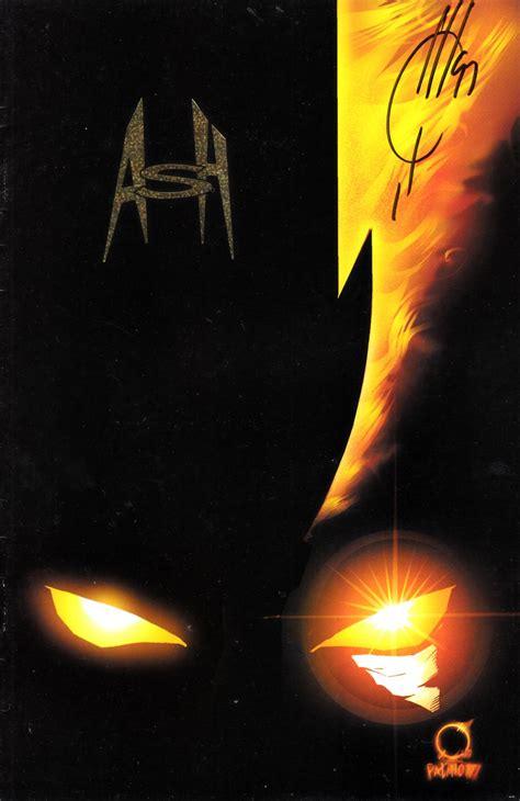 Ash Cinder and Smoke #1 Gold Edition Signed by Joe Quesada ...