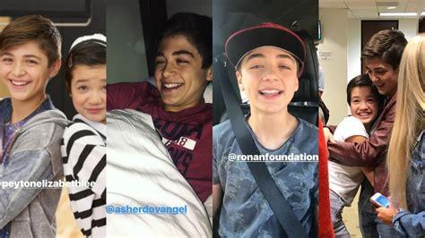 Asher Dov Angel Instagram Stories / September 2017 - YouTube