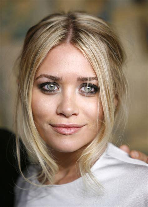 Ashley Olsen - peinado de