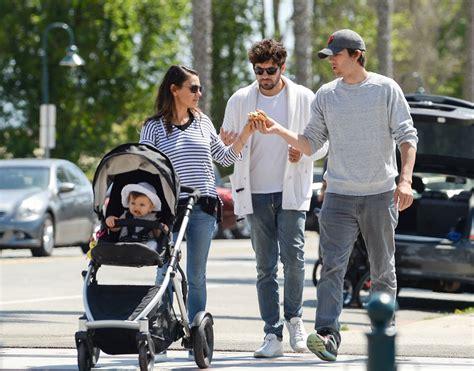 Ashton And Mila Kunis' Baby Wyatt Isabelle's Cutest Photos ...