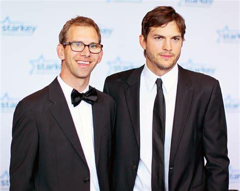 Ashton Kutcher and Michael Kutcher | Celebrities Who Have ...