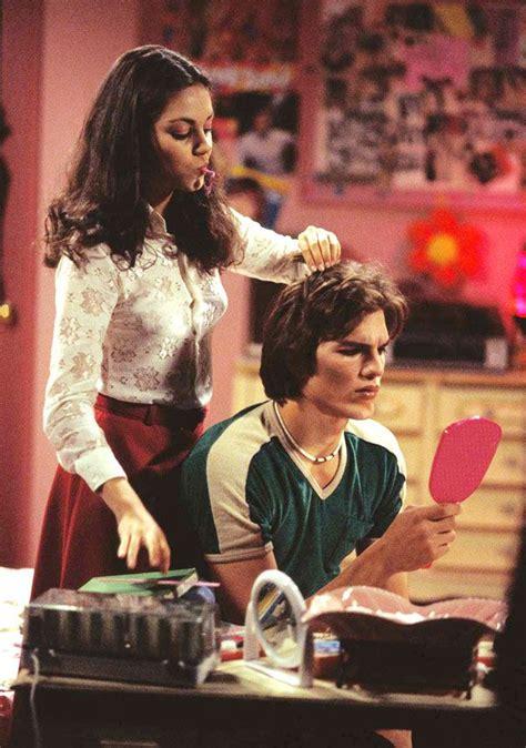 Ashton Kutcher and Mila Kunis Throughout the Years ...