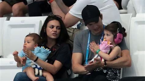 Ashton Kutcher: fotos de sus hijos y mensaje del actor de ...