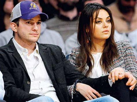 Ashton Kutcher, Mila Kunis name their baby Wyatt Isabelle