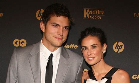 Ashton Kutcher reveals how he moved on from Demi Moore divorce