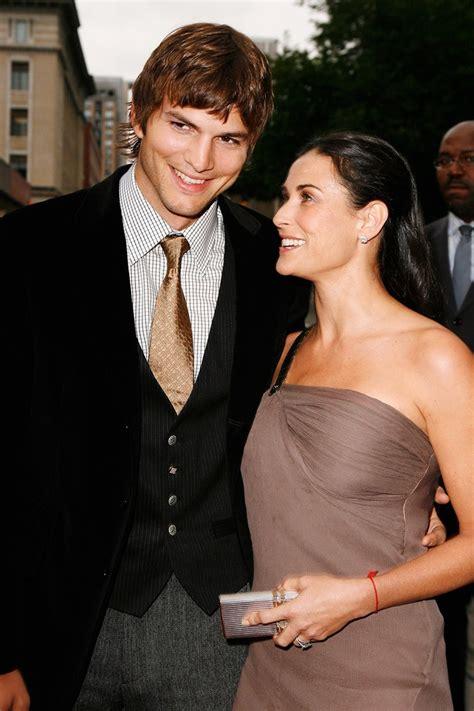 Ashton Kutcher Somehow Turns Demi Moore Divorce Drama Into ...