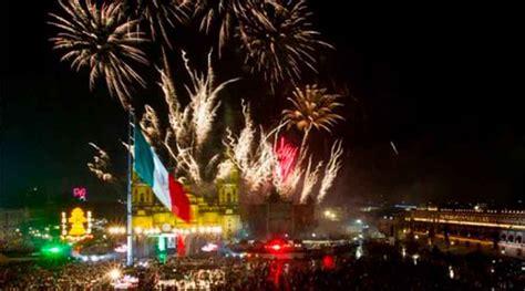 Así celebran el día de la independencia de México en ...