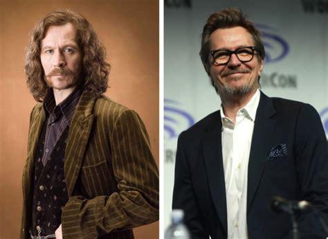 Así es como lucen actualmente los personajes de Harry Potter