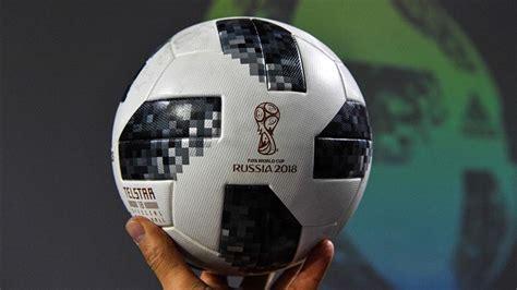 Así es el balón oficial del Mundial de Rusia 2018
