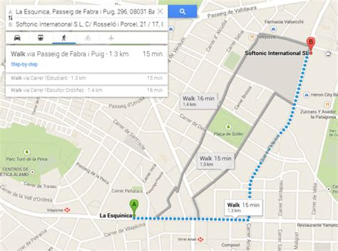 Así es el nuevo Google Maps   Info   Taringa!