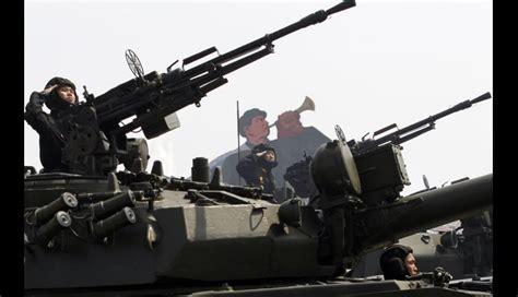 Así es el temido Ejército de Corea del Norte [FOTOS ...
