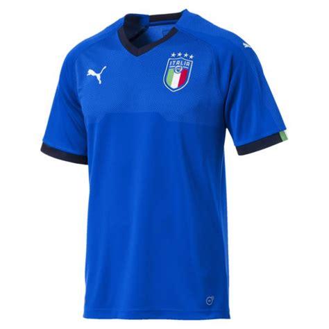 Así es la nueva camiseta de la selección italiana de ...