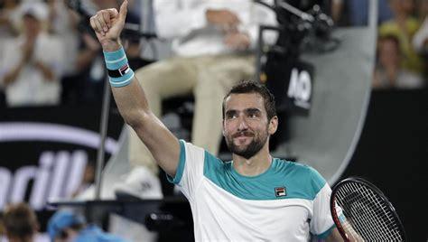 Así está el ranking mundial ATP antes de la final Cilic ...