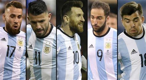 Así formaría la selección argentina para su debut en Rusia ...