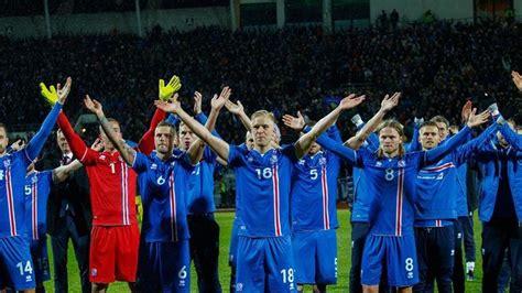 Así fue la emocionante celebración de Islandia por la ...