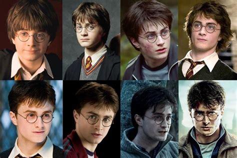 Así han evolucionado los principales personajes de 'Harry ...