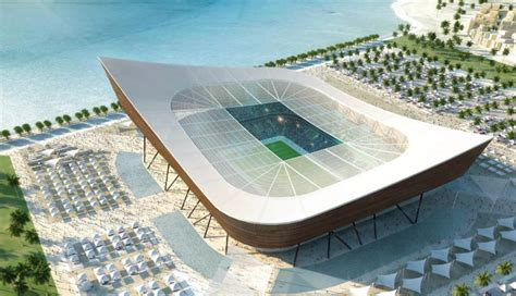 Así lucirán los 12 estadios del Mundial Qatar 2022   Foto ...