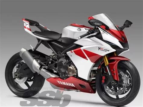 Así podría ser la Yamaha YZF R9 con esencia MT 09 ...