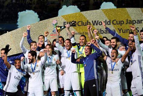 Así queda el palmarés del Mundial de Clubes, con el ...