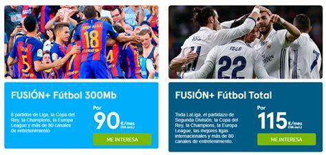 Así quedan las tarifas para ver el fútbol en Movistar ...